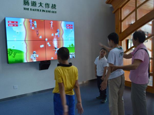 我校自闭症教育部学生参观君乐宝酸奶文化景区